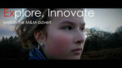 Explore and Innovate